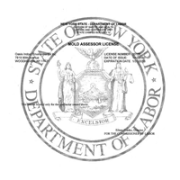 Dept of Labor Seal
